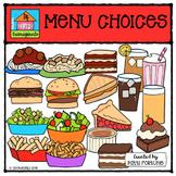 Create a Menu Choices {P4 Clips Trioriginals Digital Clip Art}