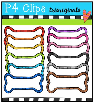 DOGGY Frames {P4 Clips Trioriginals Digital Clip Art}