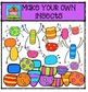 P4 Make Your Own Insects {Trioriginals Digital Clip Art}