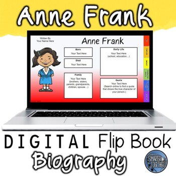 Anne Frank Digital Biography