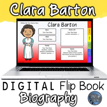 Clara Barton Digital Biography Template