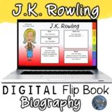 J.K. Rowling Digital Biography Template