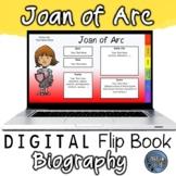 Joan of Arc Digital Biography Template