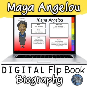 Maya Angelou Digital Biography