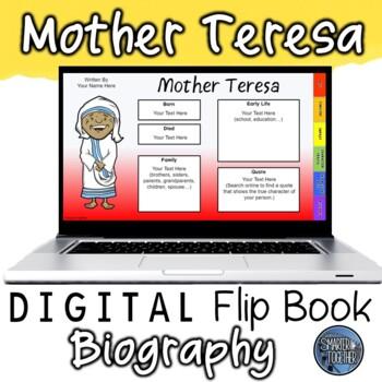 Mother Teresa Digital Biography