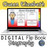 Queen Elizabeth II Digital Biography Template