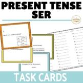 Present Tense Task Cards SER