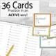 "Preterite ""Las Sandalias""/ ""Sole"" Verbs- Task Cards"