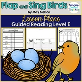 Flap and Sing Birds by May Nelson, Guided Reading Lesson P