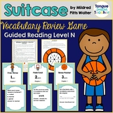 Suitcase by Mildred Pitts Walter, Vocabulary Review Game