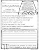 100 Fifth Grade Camping Theme No Prep Language, Reading, Writing, & Math Work