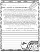 100 Third Grade Camping Theme No Prep Language, Reading, Writing, & Math Work