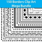 150 Borders and Frames