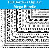 Borders - Page Borders and Frames 150 #bundlebonanza