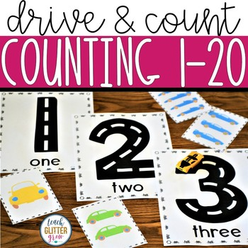 Hands on Counting Center Activity | Numbers 1-20