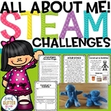 STEM Activities - Human Body STEM/STEAM Challenges