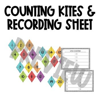 Spring Math Activities | Patterns, Counting, and Addition