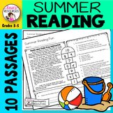 Summer Reading Passages