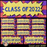 Class of ... (2019 - 2030) Collaboration Poster - Great En