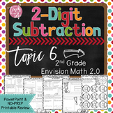 Envision Math 2.0 2nd Grade TOPIC 6 Review