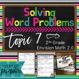 Envision Math 2.0 2nd Grade TOPIC 7 Review