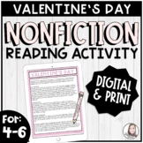 History of Valentine's Day Reading Passage