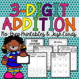 Envision Math 2.0 Topic 10 Three Digit Addition Packet
