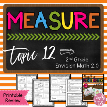 Topic 12 Review Envision Math 2.0 Measurement