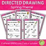Directed Drawing - Spring Theme