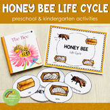Honey Bee Life Cycle Activity Set