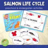 Salmon Life Cycle Activity Set