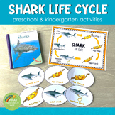 [50%OFF 24hrs] Shark Life Cycle Set - Preschool & Kindergarten