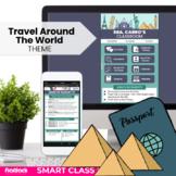 ⭐️50% OFF 48 HRS⭐️ Travel Around the World Smart Class App Website