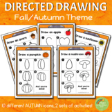 [50%OFF 48hrs] Directed Drawing -   Autumn Theme