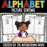 Alphabet Picture Sort