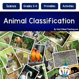 Animal Classification Unit: Mammals, Birds, Fish, Reptiles, Amphibians