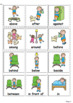 Autism Communication Cards- Prepositions