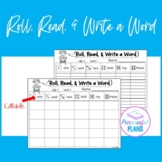 1st Grade Benchmark Advance Roll, Read, & Write a Word Uni