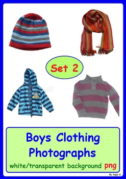 Boys Clothing Photos Set 2