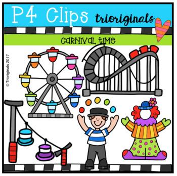 Carnival Time (P4 Clips Trioriginals Clip Art)