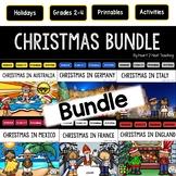 Christmas Around the World Bundle: Italy, Germany, England, Australia, France
