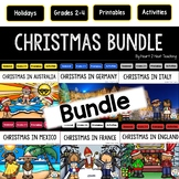Christmas Around the World Bundle: Italy, Germany, England
