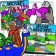 Dinosaur Clip Art Bundle - Chirp Graphics