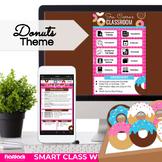 ⭐️ 50% OFF Donuts Parent Communication Google Template   S