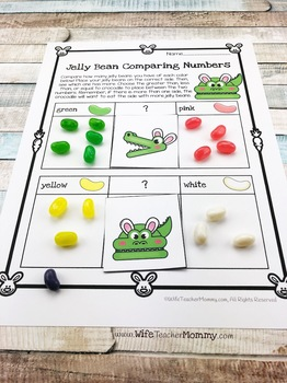 *50% OFF* Eater Jelly Bean Math Activities Language Arts 1st 2nd Grade