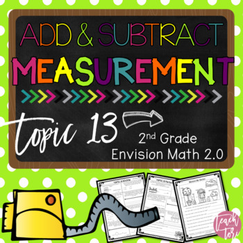 Envision Math 2.0 Topic 13 Review Measurement