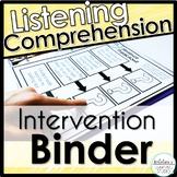 Listening Comprehension Intervention