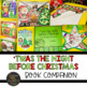 Twas the Night Before Christmas Book Companion and Lapbook