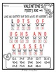 Valentine's Day Multiplication and Division Worksheets