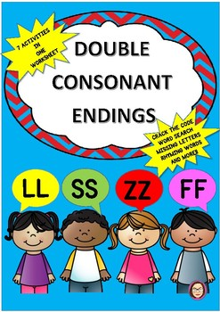 **50%OFF FIRST 48 HOURS** Double Ending - LL, -SS, -FF, -Z